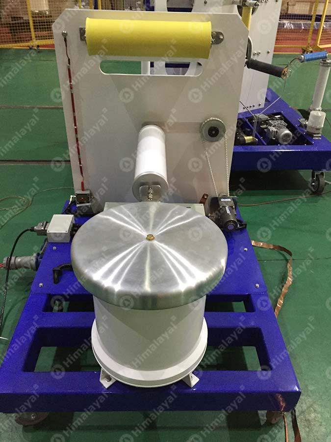500kv25kj Impulse Voltage Generator Impulse Generator